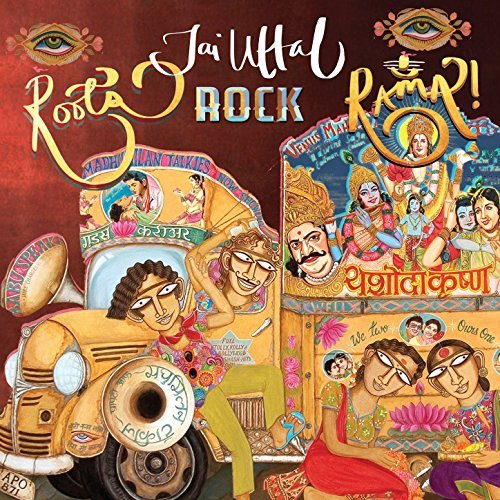 New Album from Jai Uttal, Roots, Rock, Rama!, Kirtan