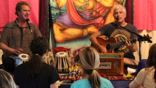 Kirtan School, Kirtan Retreat, Kirtan Training Jai Uttal
