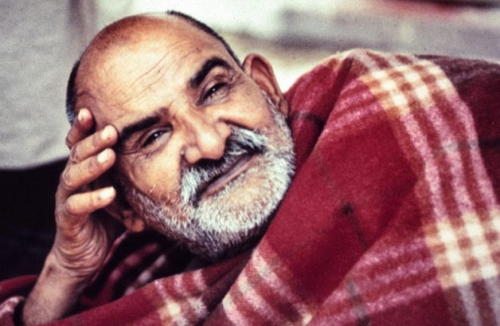 Neem Karoli Baba and Jai Uttal