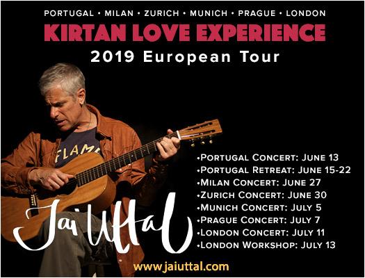 Jai Uttal European Tour 2019