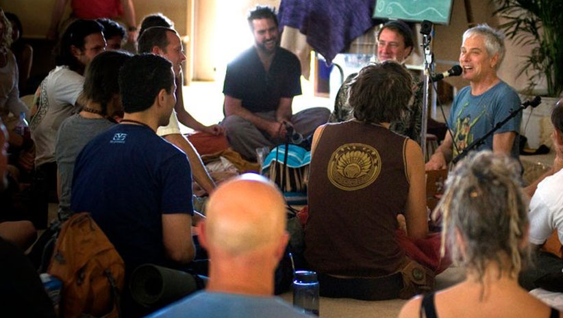 Kirtan Workshops, Jai Uttal